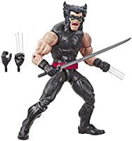 Marvel Figura Legends X-Men Uncanny Wolverine Toy, 6""