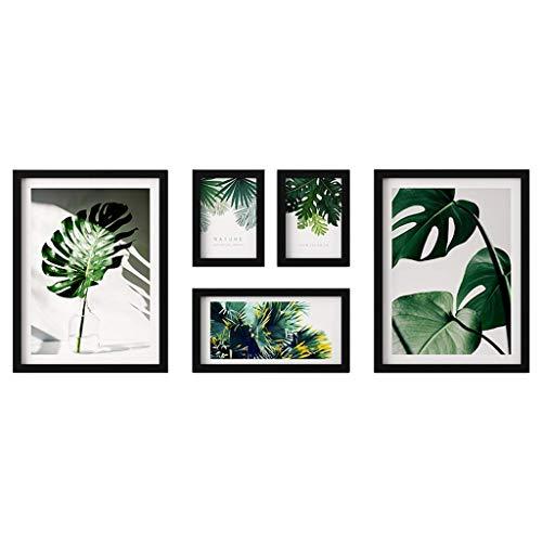 Kewei Blumenständer, modern, minimalistisch, Kombinationsstück, Fotowand, Persönlichkeit, Wanddekoration, Regal