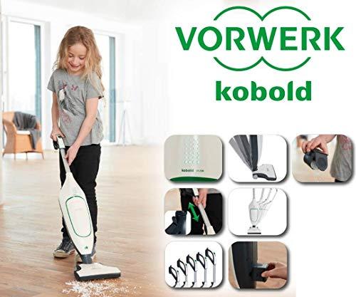 Happy People 15006 Kobold Staubsauger, Mehrfarbig