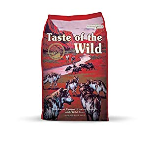 Taste of the Wild Canine Southwest Canyon Jabalí - 13000 gr