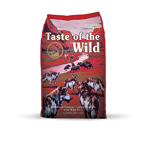 Taste Of The Wild pienso para perros con Jabali 2 kg Southwest canyon