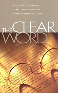 Best read the clear word bible online Reviews