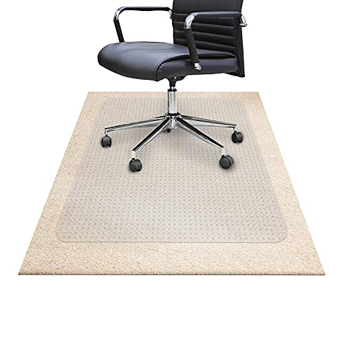 TITLE_Office Desk Chair Mat for Carpet