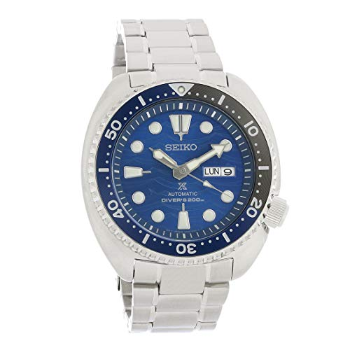 "Seiko SRPD21 PROSPEX""Samurai"" -""Save The Ocean"" Great White Shark Edition"