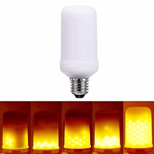 lámpara con luz efecto fuego fabricante Generico