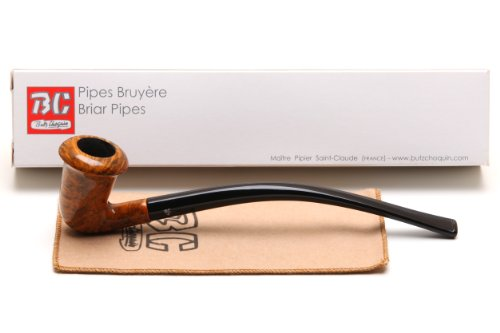 BC Calabash Smooth Tobacco Pipe
