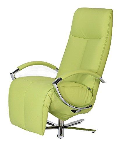 Strässle Luxuriöses Wohnen Relaxsessel Fernsehsessel Carlo in schöner Optik Farbe Leder schwarz, beige oder grün - EIN Angebot von WELCON und sessel-24.de
