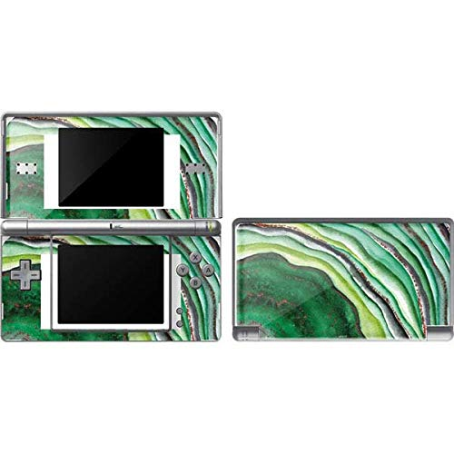 Skinit Decal Gaming Skin Compatible with DS Lite - Officially Licensed Originally Designed Kiwi Watercolor Geode Design