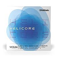 D'Addario ダダリオ バイオリン用 バラ弦 Helicore D線 H313 4/4M Medium Tension 【国内正規品】