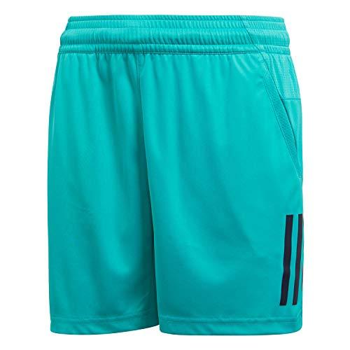 adidas 3-Streifen Club Junior Court Shorts, Blau, 13 Jahre