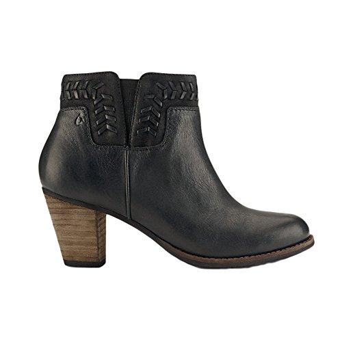 Olukai Kamahoi - Women's Heeled Boots Black/black - 8.5