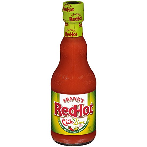 Frank s RedHot Chili  n Lime Hot Sauce (Keto Friendly), 12 fl oz