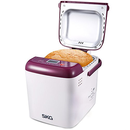 SKG Automatic Programmable 1-LB Mini Bread Maker