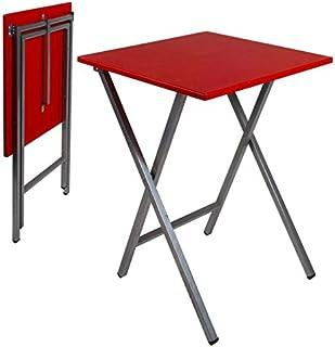 Amazon.es: mesa cocina roja