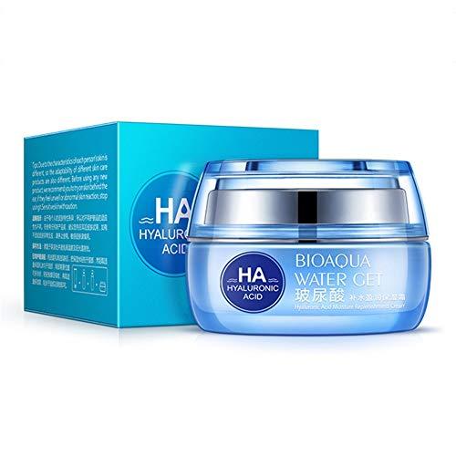 Facial Crema, La Mejor Crema Faciales Mujer Hidratante, Antiarrugas, Antimanchas Crema Hidratante y Humectante para la cara Rejuvenece tu piel para Mujer