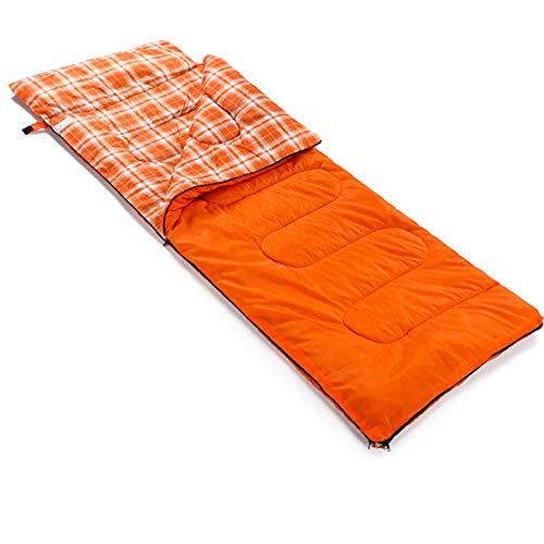 Saco de Dormir de Camping Ultraligero ensanchado, Grueso y a Prueba de...