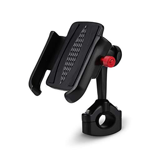shiqi Soporte de teléfono móvil de Bicicleta Motocicleta de Silicona Bicicleta Manillar Soporte Soporte Soporte de Bicicleta Soporte de teléfono para teléfono para iPhone Dispositivo GPS