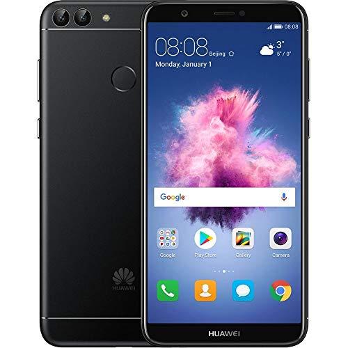 Huawei P Smart Smartphone, Marchio Tim, 32 GB, Nero