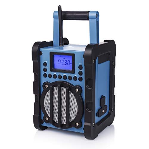 Smartwares RD-1583 Outdoor-radio, 20 zenderprogrammes, USB, AUXIN