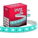 Innr Flex Light, 4m ruban lumineux LED connectée Couleur (pilotable via smartphone, compatible avec...