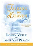 Talking to Heaven Mediumship Cards by Doreen Virtue PhD (Abridged, Audiobook, Box set) Cards