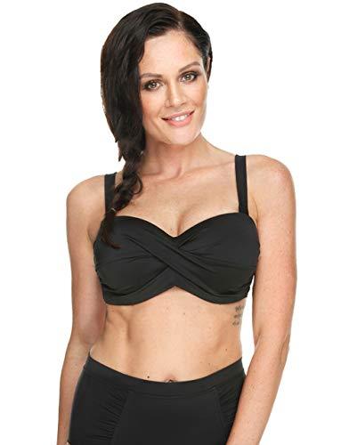 SugarShape Multiway-Bikini-Top Monaco Multiway-Bikini schwarz