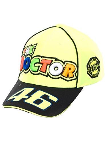 Sando 6035125.1 Mütze VR46 Die offizielle Valentino Rossi Snapback Bekleidung