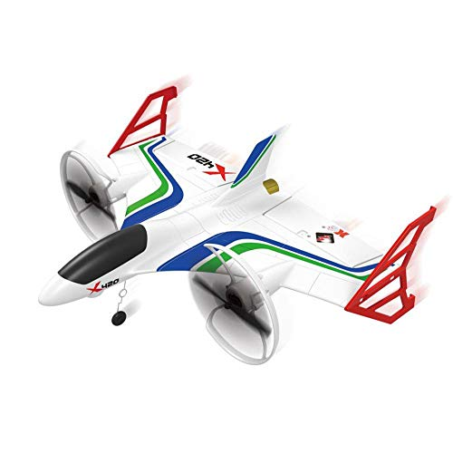 ACHICOO XK X420 2.4G 6CH 420mm 3D6G VTOL Vertical Take-off And Landing EPP 3D Aerobatic RC Airplane RTF Kids Gifts