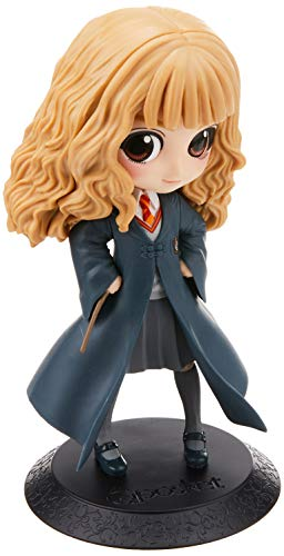 Figura de Colección de Hermione Granger QPOSKET II Color Especial Pastel Brillante Versión B 14cm Banpresto Harry Potter… 1