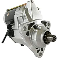 DB Electrical SND0257 New Starter For Case 2344 2366 2388 Combine 1998-2004 With Cummins 5.9, 8.3 MS101 ND228000-5603 193432A1 193432A2R 87413500 410-52297 18408 IS 1077 MS101 193432A2 87413501