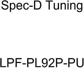 Spec-D Tuning LPF-PL92P-PU Door Lip (92-96 Honda Prelude Pu Front)