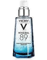 Vichy Minéral 89 Hyaluronzuur Serum Moisturizer, Gezichtsbooster, 50 ml