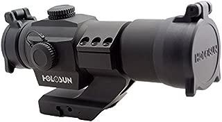 HOLOSUN 実銃用 実物 ドットサイト t1 マウント 20mm レイル対応 マルチレティクル HS506A