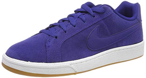 Nike Court Suede, Zapatillas de Gimnasia Hombre, Azul (Deep Royal Blue/Deep Royal Blue/Black 405), 40 EU