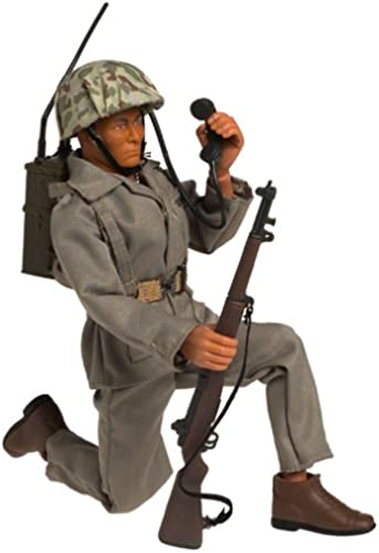 GI Joe 12 ch Navajo Indian fruticosa Code Talker steht  Says 7 fürent Sätze. in Najavo Code and English. by G. I. Joe
