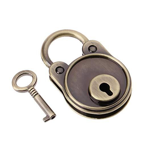 Profiel cilinder blokkering decoratieve hasps haak geschenk van hout juwelendoos hangslot met schroeven voor meubels hardware As_Shown