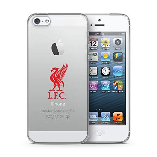 inToro Liverpool iPhone 6 Case – TPU Phone Case iPhone 6/6S – Football...
