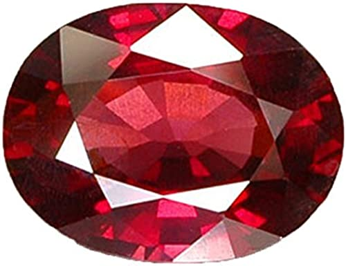 Certified Unheated Untreated 7 25 Ratti 6 75 Carat A Quality Natural Burma Ruby Manik Loose Gemstone For Women And Men