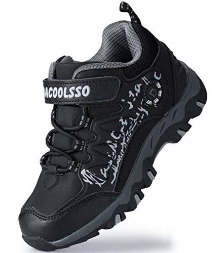 DADAWEN Kids Boys Girls Waterproof Hiking Shoes Outdoor...