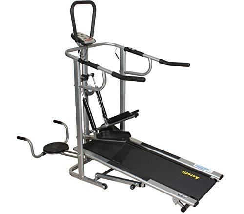 Aerofit Multi Funtional Manual Treadmill HF940