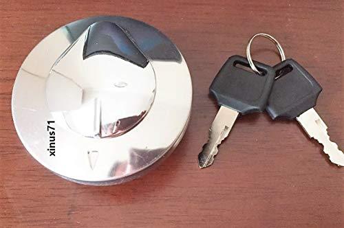 JMEI Fuel Gas Tank Cap Keys set for Yamaha DragStar V-Star XVS650 950 1100 1998-2017