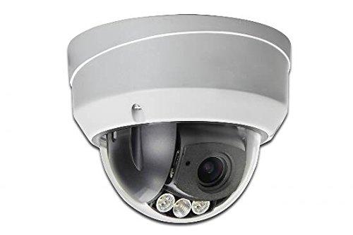 DIGITUS Professional DN-16082 DIGITUS IP Netzwerk Dome Kamera Advanced 2MP WDR Full HD, 10.2 W, Weiß