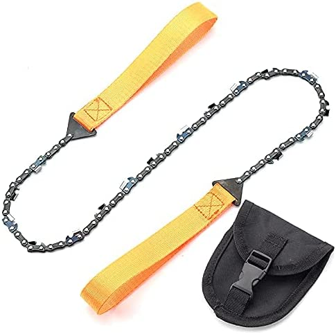 sos Pocket Chainsaw Survival Gear Free shipping on posting reviews -Compact for Saw New York Mall Hand Trees Fo