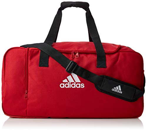 adidas Unisex-Erwachsene TIRO DU M Sporttasche, Power Red/White, 58 cm