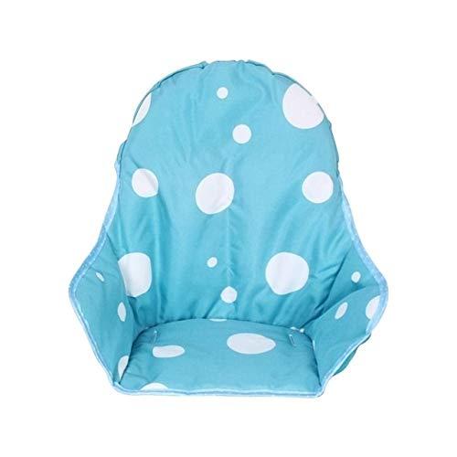 Baby-Produkte LGMIN Kinder Stuhl Kissen Baby-Sitz verdickte Nonslip Kissen (Pink) Sicherheitsprodukte (Color : Blue)