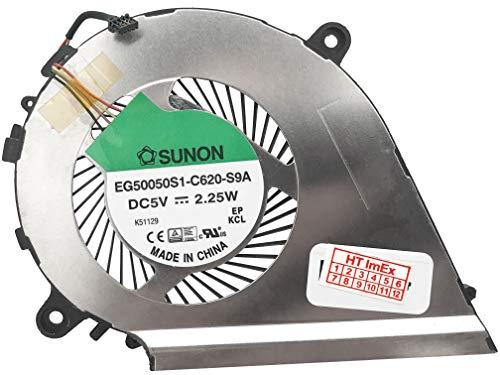 (CPU) - Ventilador de refrigeración compatible con Lenovo Yoga 3 14, Yoga 3 14 Convertible, Yoga 3 1470