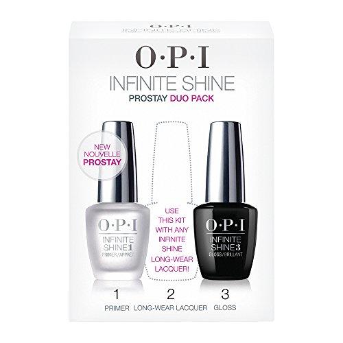 OPI Infinite Shine 3 ProStay Primer and Infinite Shine 1 Gloss Duo P