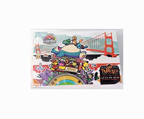 Pokemon Card Game 2016 San Francisco World Championships Double Deck Box image