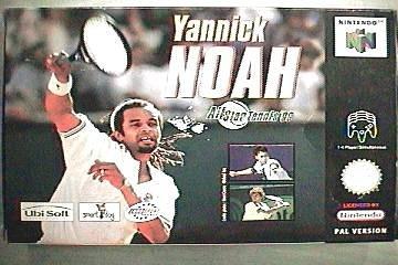 Yannick Noah All Star