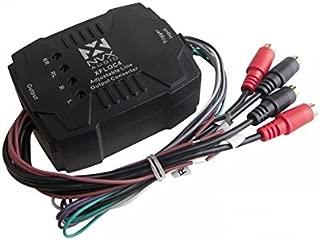 NVX Professional Grade160 watt 4-Channel Line Output Converter LOC [XFLOC4]